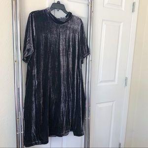 Eileen Fisher Velvet Dress